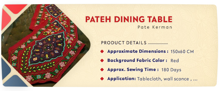 Pate Dining Table