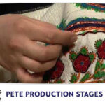 Pete production stages
