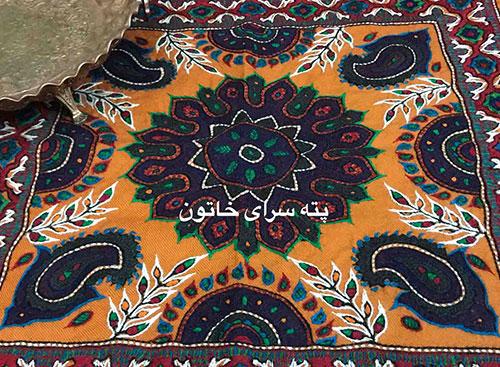 Pateh tablecloth