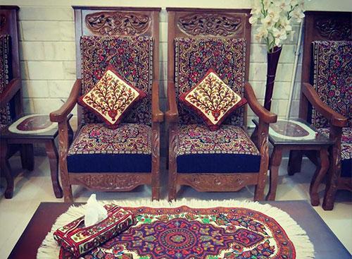 Pateh Cushion Cover