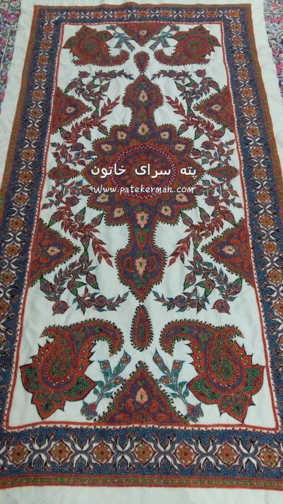 Tablecloth Needlework Pateh