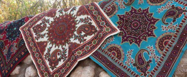 Tablecloth Square Pateh 1M